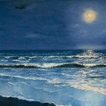 """Moonlight sonata"" 20*30"