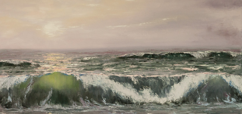 The grand sea.
